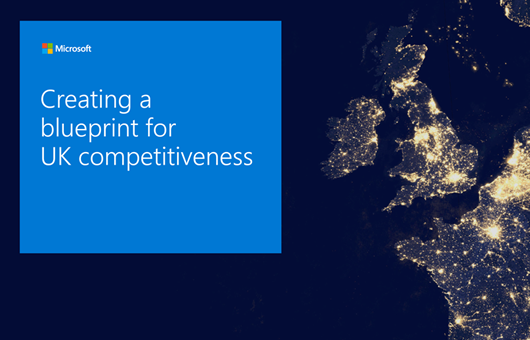 MSFT Blueprint for competitiveness