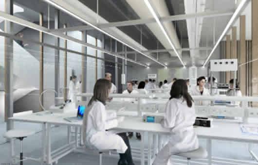 AstraZeneca Lab